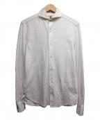 GUY ROVER(ギローバー)の古着「ロングスリーブシャツ」|ホワイト