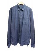 Denham(デンハム)の古着「デニムシャツ」 インディゴ