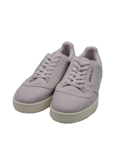 adidas(アディダス)adidas (アディダス) パワーフェーズ ローカットスニーカー ピンク サイズ:27 未使用品 EF2903 POWERPHASEの古着・服飾アイテム