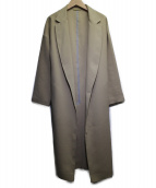 STUNNING LURE(スタニングルアー)の古着「リルティングコート」|ベージュ