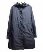 COUP DE CHANCE(クードシャンス)の古着「ライナー付フーデッドコート」|ネイビー