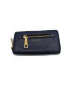 ()の古着「財布」|ネイビー