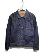 TCB jeans(ティーシービー ジーンズ)の古着「ファーストタイプデニムジャケット」|インディゴ
