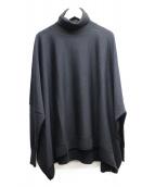 LAppartement(アパルトモン)の古着「ボリュームニット」 ブラック
