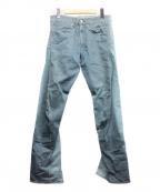 LEVIS RED(リーバイスレッド)の古着「立体裁断デニムパンツ」 インディゴ