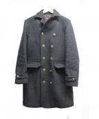 ORGUEIL(オルゲイユ)の古着「アルスターコート」|グレー