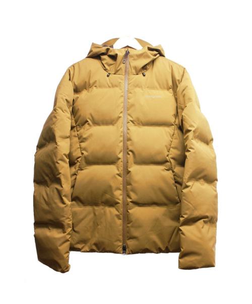 Patagonia(パタゴニア)Patagonia (パタゴニア) ジャクソン・グレイシャー・ジャケット マスタード サイズ:M 27920 JACKSON GLACIER JACKETの古着・服飾アイテム