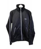 KENZO(ケンゾー)の古着「テックコットントラックジャケット」 ブラック