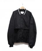 F/CE.(エフシーイー)の古着「MAトラックジャケット」|ブラック