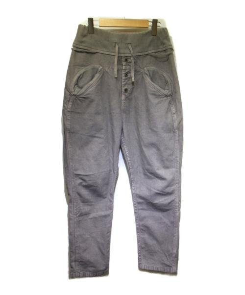 KAPITAL(キャピタル)KAPITAL (キャピタル) サルエルヌーベルパンツ グレー サイズ:L EK-169の古着・服飾アイテム