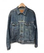 LEVIS()の古着「サードタイプデニムジャケット」|インディゴ