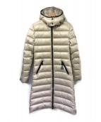 MONCLER(モンクレール)の古着「モカダウンコート」|ホワイト