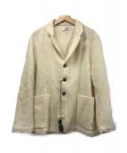 ()の古着「ウォーキングジャケット」|アイボリー