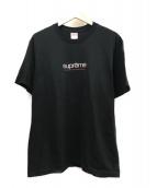 SUPREME(シュプリーム)の古着「プリントカットソー」|ブラック