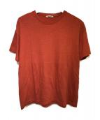 ()の古着「シームレスクルーネックTシャツ」|ブリック