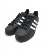 adidas(アディダス)の古着「SUPERSTAR」|ブラック×ホワイト