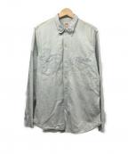 LEVIS VINTAGE CLOTHING(リーバイスヴィンテージクロージング)の古着「2ポケットサンセットシャンブレーシャツ」|ブルー×ホワイト