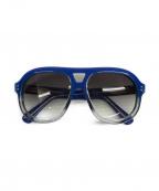 DITA(ディータ)の古着「サングラス」|ブルー