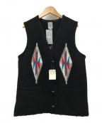 ORTEGAS(オルテガ)の古着「オルテガチマヨベスト」 ブラック