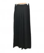 LAppartement(アパルトモン)の古着「Flutter Pants」|ブラック