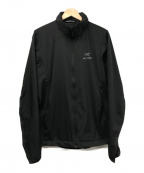 ARCTERYX()の古着「ノディンジャケット」|ブラック