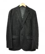 INTERMEZZO(インターメッツォ)の古着「テーラードジャケット」|ブラック