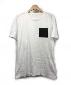 Maison Margiela 14(メゾンマルジェラ14)の古着「ステレオタイプロゴTシャツ」 ホワイト