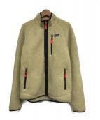 ()の古着「Boys' Retro Pile Jacket」|ベージュ