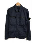 ()の古着「4ポケットミリタリージャケット」|ネイビー