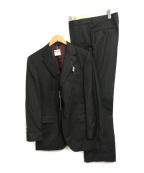 D'URBAN(ダーバン)の古着「3ピースセットアップスーツ」|グレー