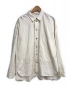 ()の古着「SHIRT JACKET A」|オフホワイト
