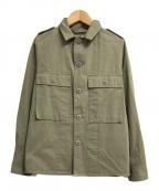 RHC Ron Herman(アールエイチシー ロンハーマン)の古着「ミリタリージャケット」 オリーブ
