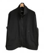 Gymphlex(ジムフレックス)の古着「1906 ブルゾン」 ブラック