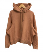Munich(ミューニック)の古着「french terry pullover hoodie」|ブラウン