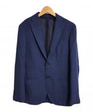RING JACKET (リングジャケット) 2Bジャケット ネイビー サイズ:46