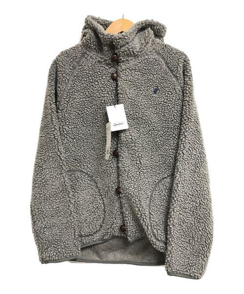 Gymphlex(ジムフレックス)Gymphlex (ジムフレックス) BOA JACKET グレー サイズ:16 未使用品の古着・服飾アイテム