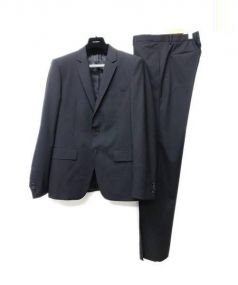 GIVENCHY(ジバンシー(ジバンシィ))の古着「2Bスーツ」|ブラック