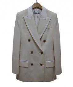 Emilio Pucci(エミリオプッチ)の古着「テーラードジャケット」|アイボリー