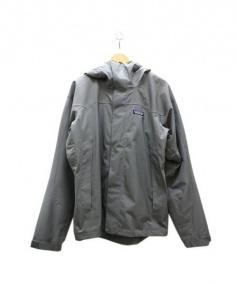 Patagonia(パタゴニア)の古着「ストームジャケット」|グレー