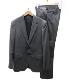 Paul Smith London(ポールスミス ロンドン)の古着「2Bスーツ」 グレー
