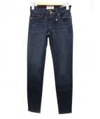 FRAME DENIM(フレームデニム)の古着「スキニージーンズ」 ブルー