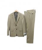 UNITED ARROWS(ユナイテッド アローズ)の古着「セットアップスーツ」|ベージュ