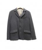 PHIGVEL(フィグベル)の古着「ジャケット」|ブラック