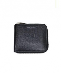 SAINT LAURENT PARIS(サンローラン パリ)の古着「折り畳み財布」|ブラック