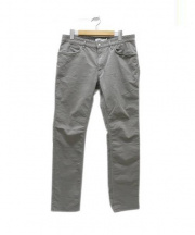 nonnative(ノンネイティブ)の古着「DWELLER 4P JEANS TAPERED FIT C」|グレー