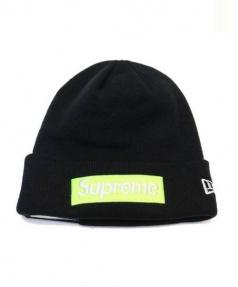 Supreme(シュプリーム)の古着「Box Logo Beanie」|ブラック