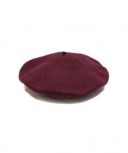 BUENAVISTA(ブエナビスタ)の古着「ベレー帽」|ボルドー