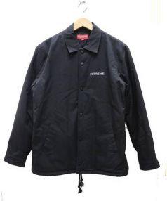 Supreme(シュプリーム)の古着「Bruce Lee Coaches Jacket」|ブラック