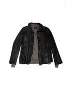 ISAMU KATAYAMA BACKLASH(イサムカタヤマ バックラッシュ)の古着「ホースハイド レザージャケット」