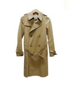 BEAUTY&YOUTH(ビューティーアンドユース)の古着「80/3トレンチコート」|ベージュ